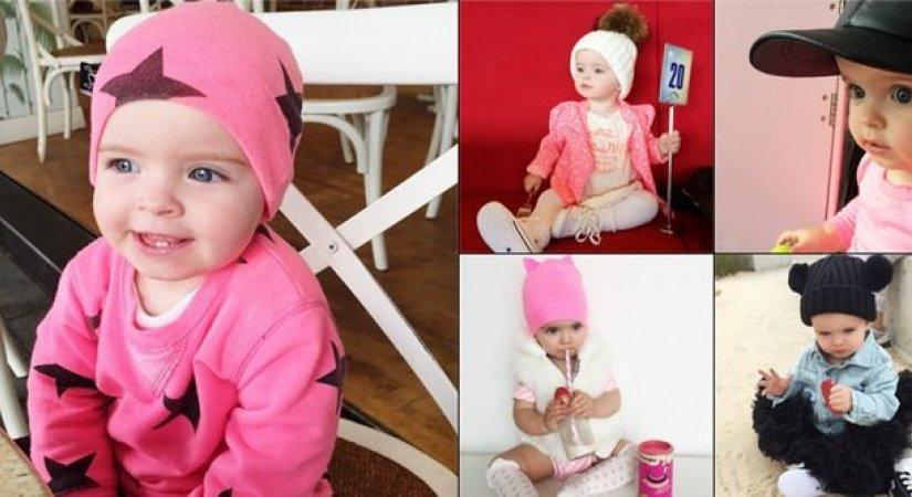 14 Aylık Bebek Instagram'dan Ayda 20 Bin Lira Kazanıyor