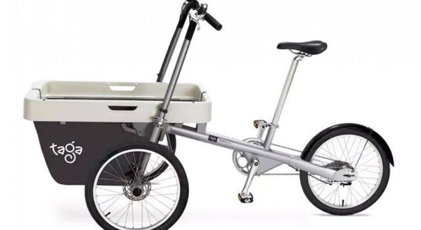 Akıllı Aile Bisikleti Taga 2.0 Yaklaşık 2.5 Milyon Dolar Fon topladı