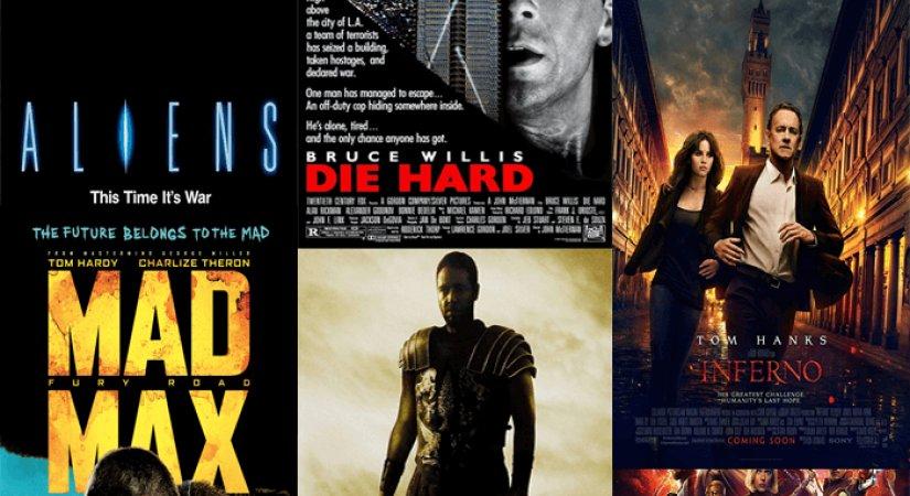 Adrenalin Tutkunlarına Özel Aksiyon Film Önerileri