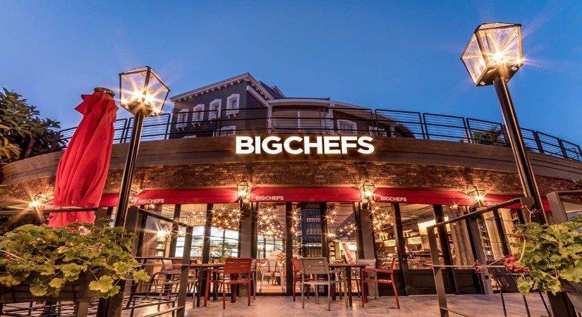 Big Chefs Franchise Veriyor
