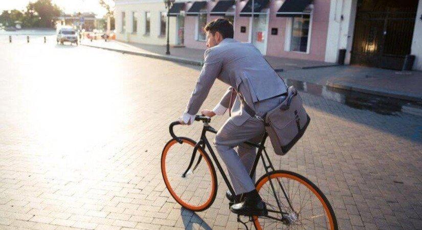 Bisiklete Binerek Para Kazanın