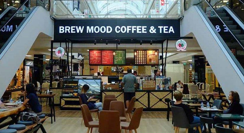 Brew Mood Coffee & Tea Zinciri Bayilik Veriyor