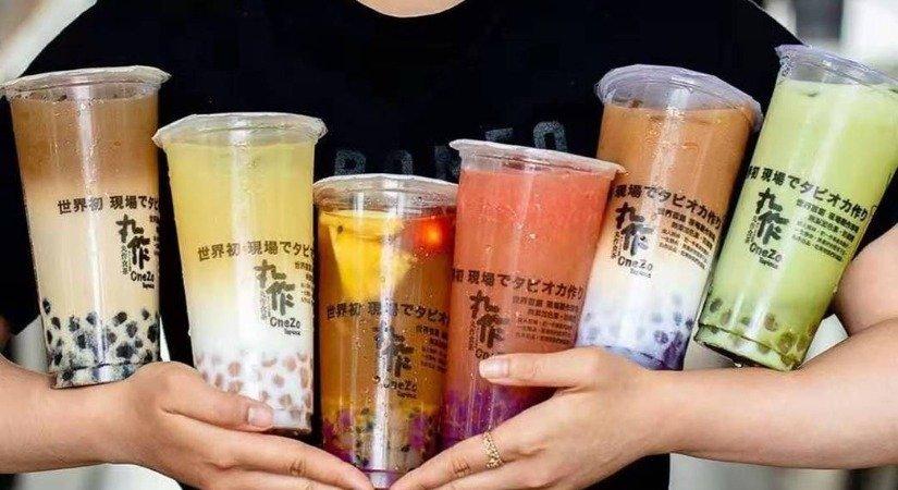 Bubble Tea Franchise Veriyor
