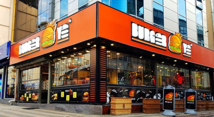 Burger Ye Franchise Veriyor