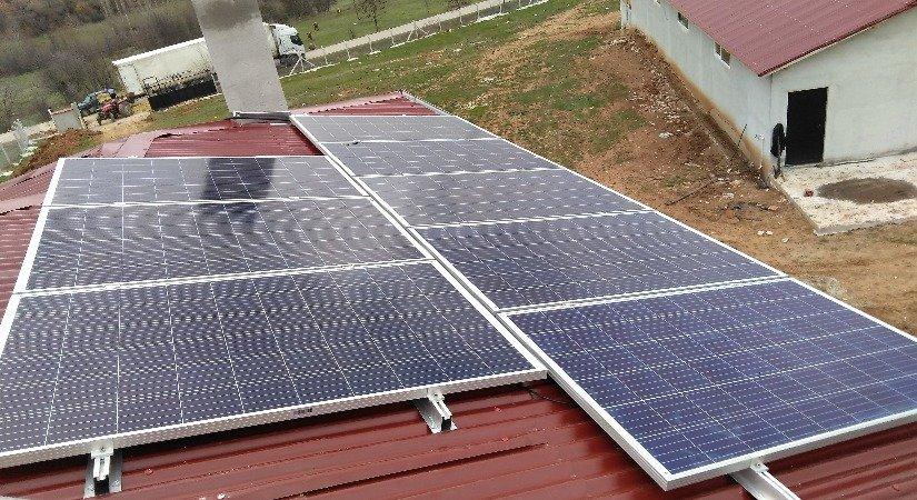 Çatılara Güneş Paneli Kurmak ve Maliyeti