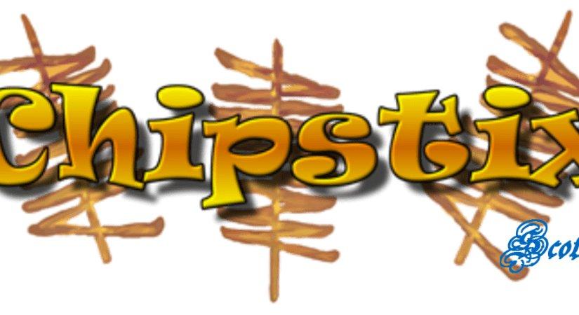 Chipstix Çubukta Patates