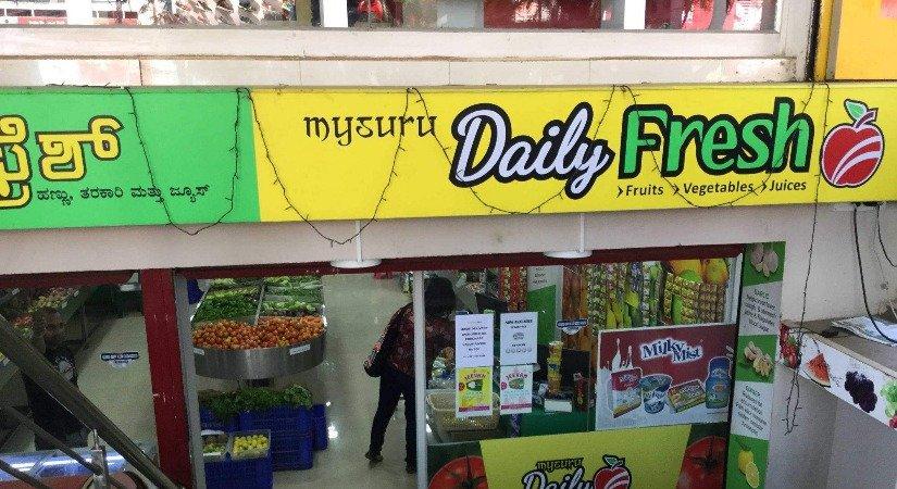 Daily Fresh Bardakta Mısır Bayilik Şartları