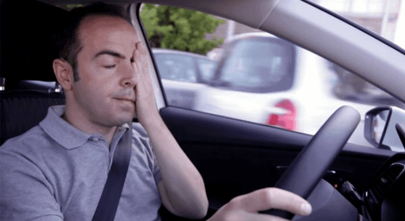 Direksiyon Başındakiler İçin Uyku Sensörü