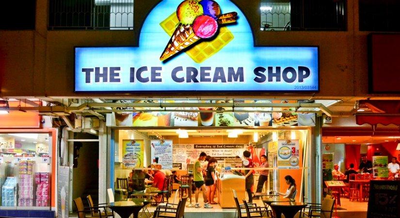 Dondurma Salonu Nasıl Açılır