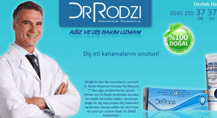 DR Rodzi Doğal diş macunu bayilik veriyor