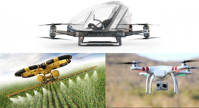 Drone Üretimi ve Satışı Kazandırıyor