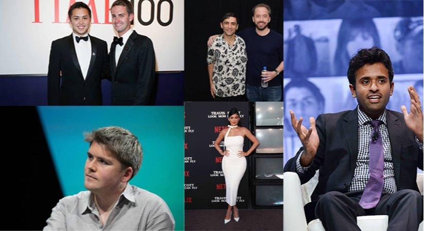 Dünyanın En Başarılı Genç Girişimcileri