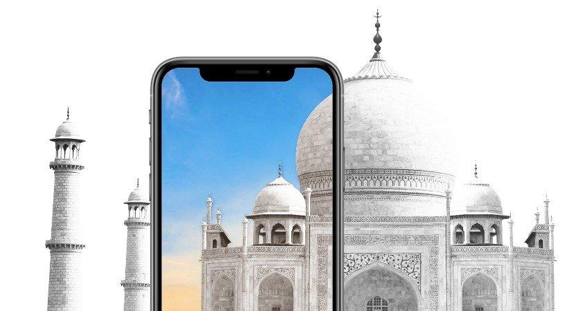 Dünyanın En Hızlı Büyüyen Akıllı Telefon Pazarı Hindistan
