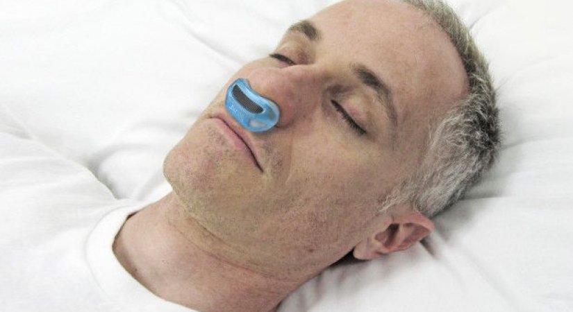 Dünyanın En Küçük Uyku Apnesi Cihazı