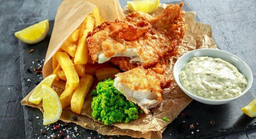 Fish and Chips Balık Restoran Bayiliği