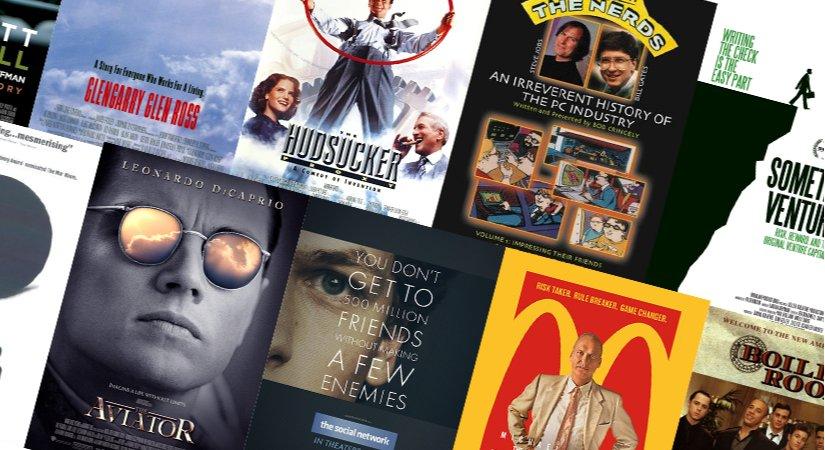 Girişimciler İçin İlham Verecek 10 Film Önerisi