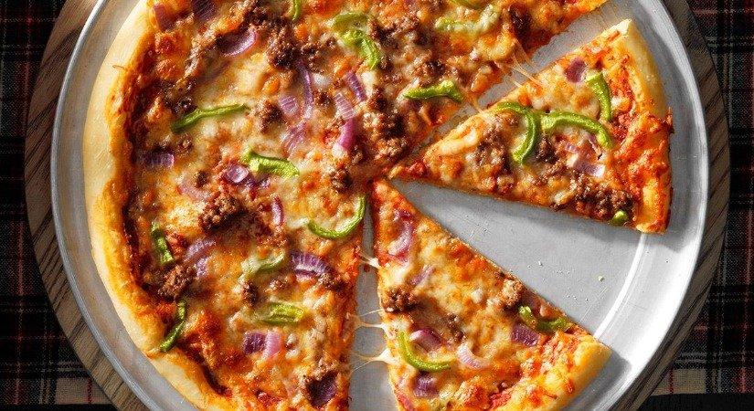Hazır Pizza Nokta Gıda Firmasının ve Piyasanın Gözde Ürünü