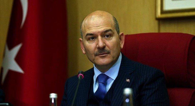 İçişleri Bakanı Soylu: Maske Üreticileri Sağlık Bakanlığıyla Sözleşme Yapmazlarsa Fabrikalarına El Koyarız