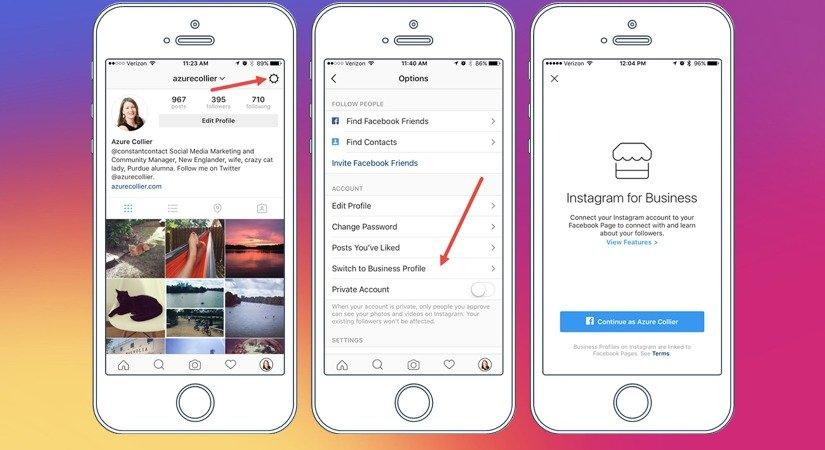 Instagram İşletme Hesabı Nasıl Açılır