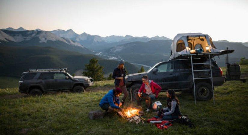 İş Hayatının Stresinden Uzaklaşmak İsteyenler İçin Kamp Önerileri