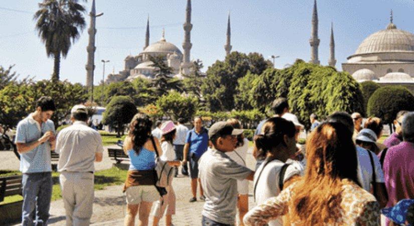 İstanbul'da Turist Rehberi Olmak