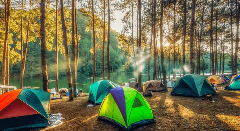İzmir'de Kamp Yapmak İsteyenler İçin Lokasyon Önerileri