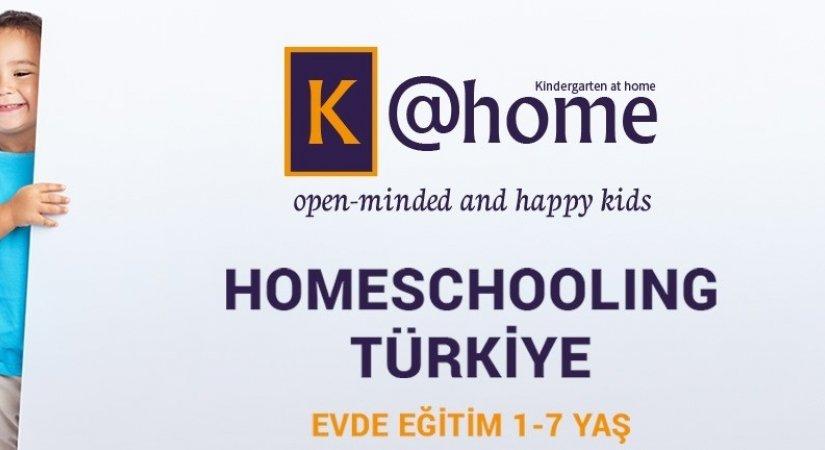 K@home ile Türkiye'de Evde Eğitim Başladı
