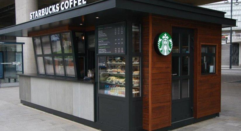 Kahve Kiosk Bayiliği
