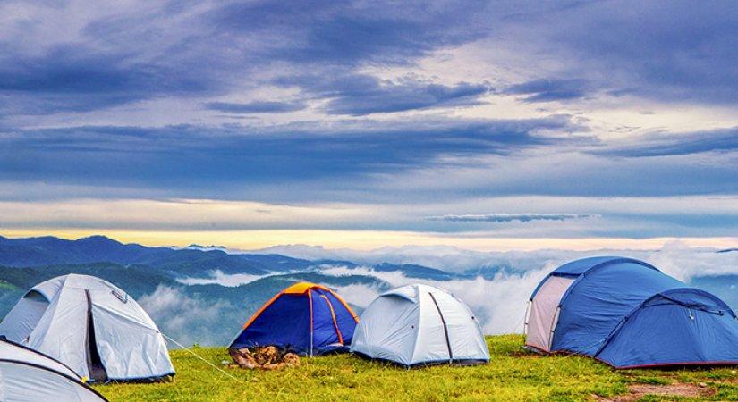 Kamp Çadırı Seçerken Dikkat Etmeniz Gerekenler