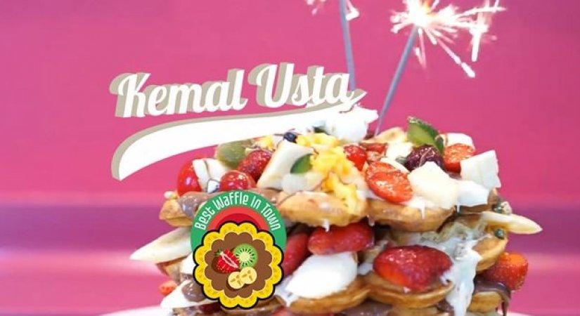 Kemal Usta Waffle Franchise Veriyor