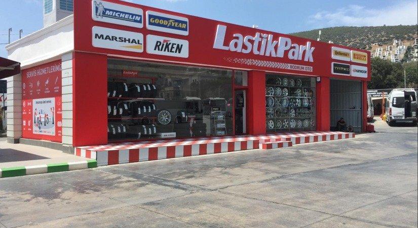LastikPark, Lastik Satış ve Servis Bayiliği