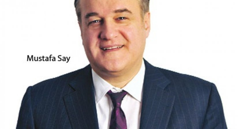 Mustafa Say'ın Başarı Hikayesi