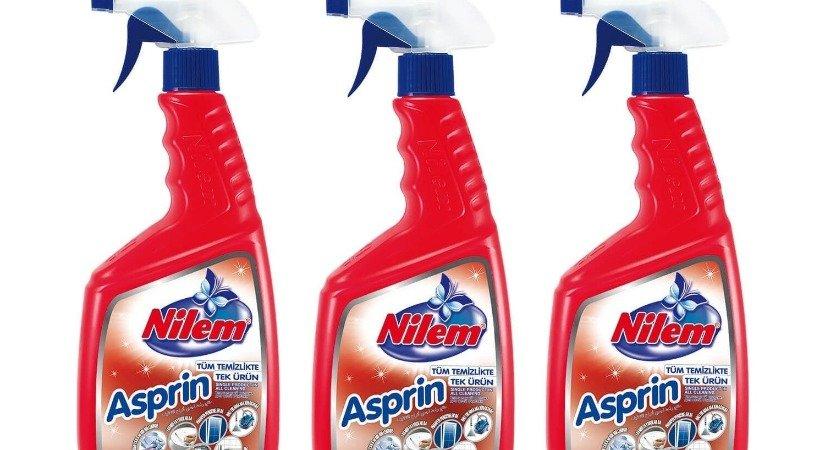 Nilem Aspirin Bayilik - Temizlik Bayilikleri