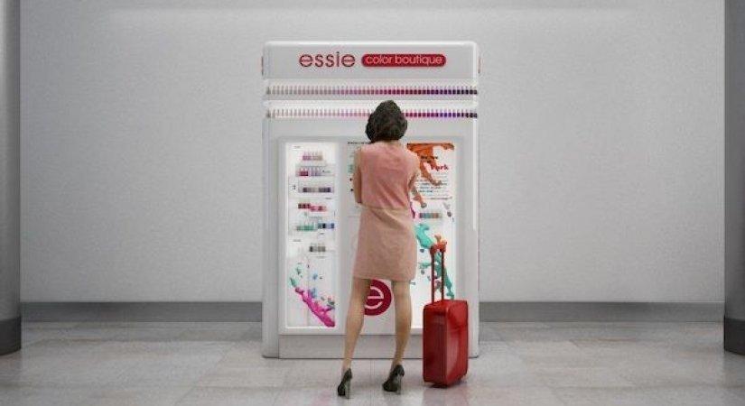 Otomat Makinelerinde Moda Olan 6 Yeni Fikir