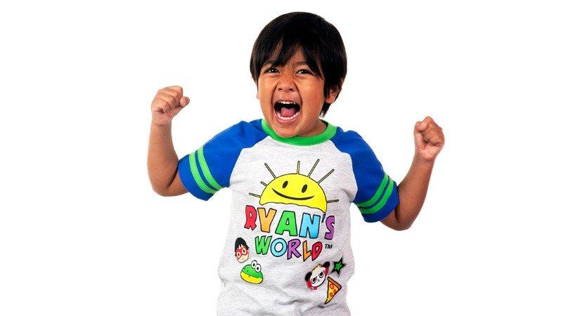 Oyuncak İnceleyerek Yılda 11 Milyon Dolar Kazanan 6 Yaşındaki Çocuk Ryan