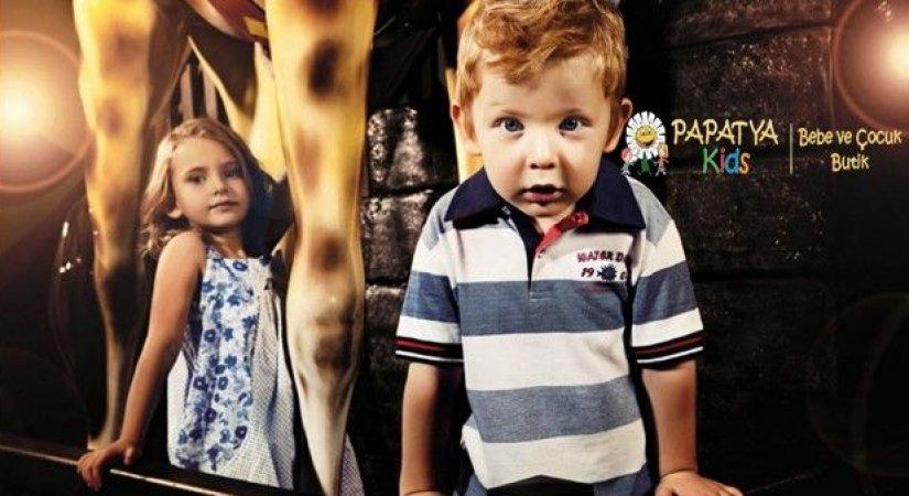 Papatya Kids Bebe ve Çocuk Giyim Bayilikler Veriyor