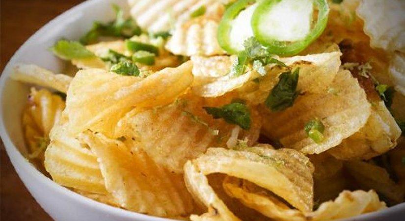 Patates Cipsi Üretimi İş Fikri