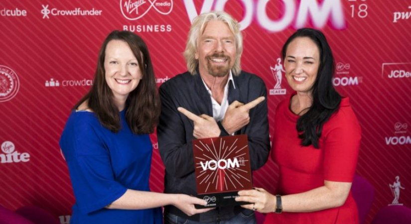 Richard Branson Voom 2018'de Kazanan İş Fikirlerini Açıkladı
