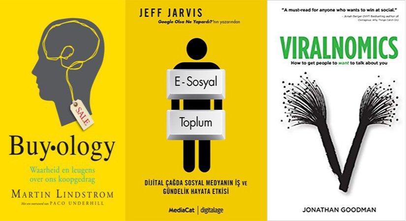Sosyal Medya Konusunda Kendini Geliştirmek İsteyenler İçin Kitap Tavsiyeleri