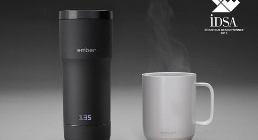 Starbucks Ember'in 80 Dolarlık Seramik Akıllı Kupalarını satacak