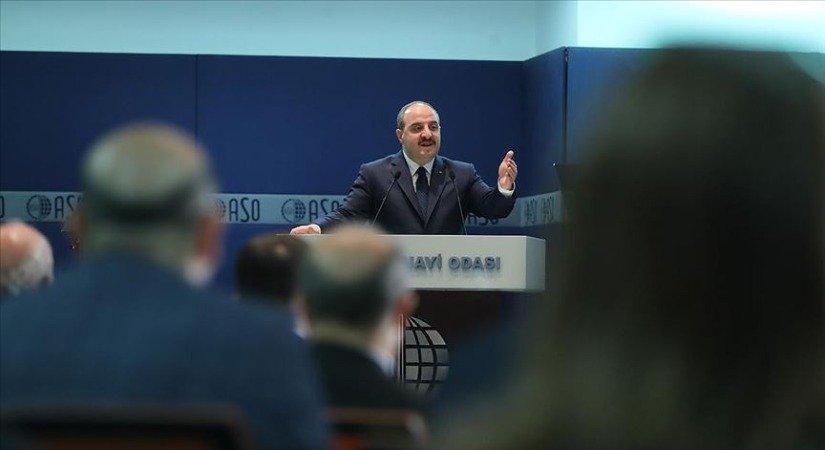 Sanayi Ve Teknoloji Bakanı Varank: 783 Yatırım Teşvik Belgesi İle Tarihimizin Rekorunu Kırdık