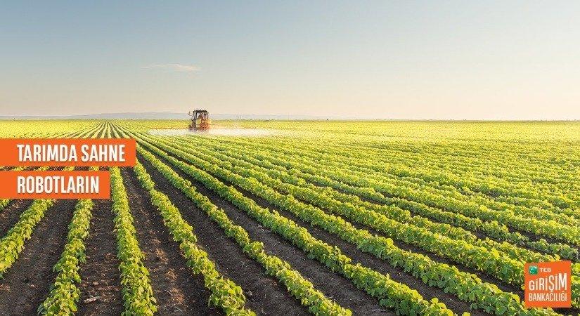 Tarım Girişimcilerine Örnek Olacak Proje