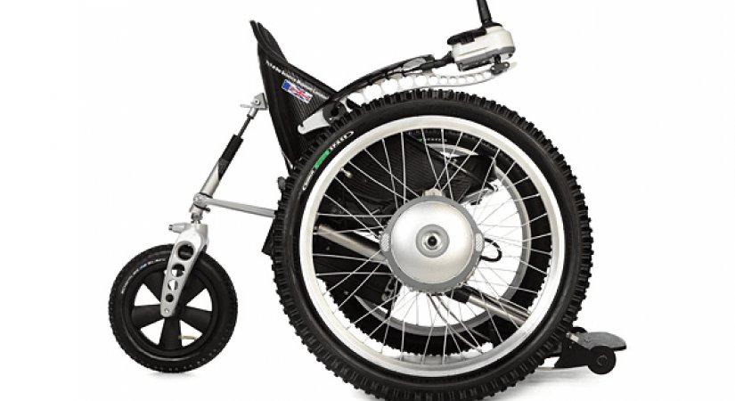 Tekerlekli Sandalyede İnovasyon