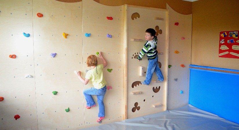 Tırmanma Duvarı İş Fikrine Dönüşüyor