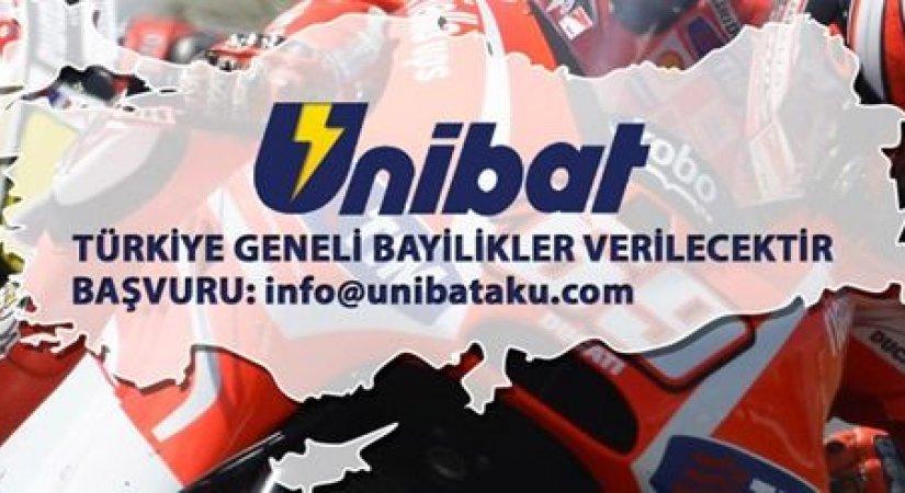Unibat Akü Türkiye Geneli Bayilikler verecek