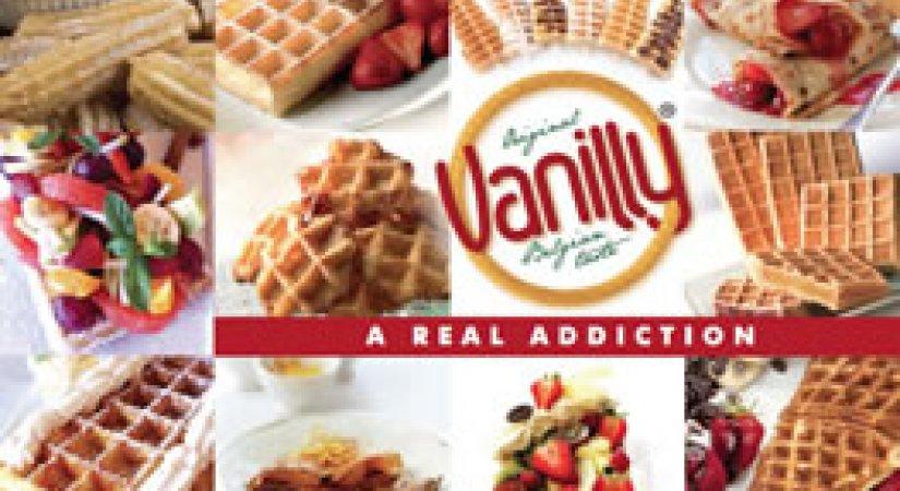 Vanilly Waffle Bayilik Veriyor