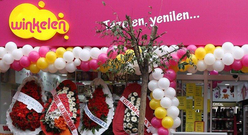 Winkelen Bayilik - Kozmetik ve Kişisel Bakım Marketi