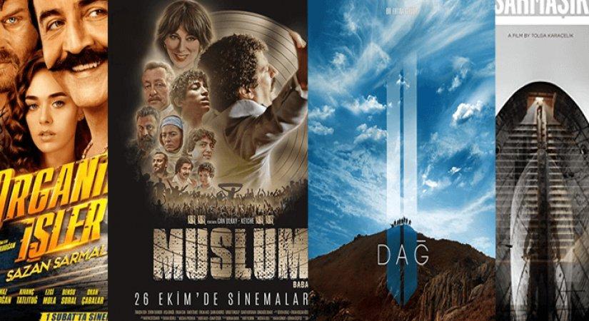 Milyonlar Tarafından En Çok Beğenilen Türk Filmleri